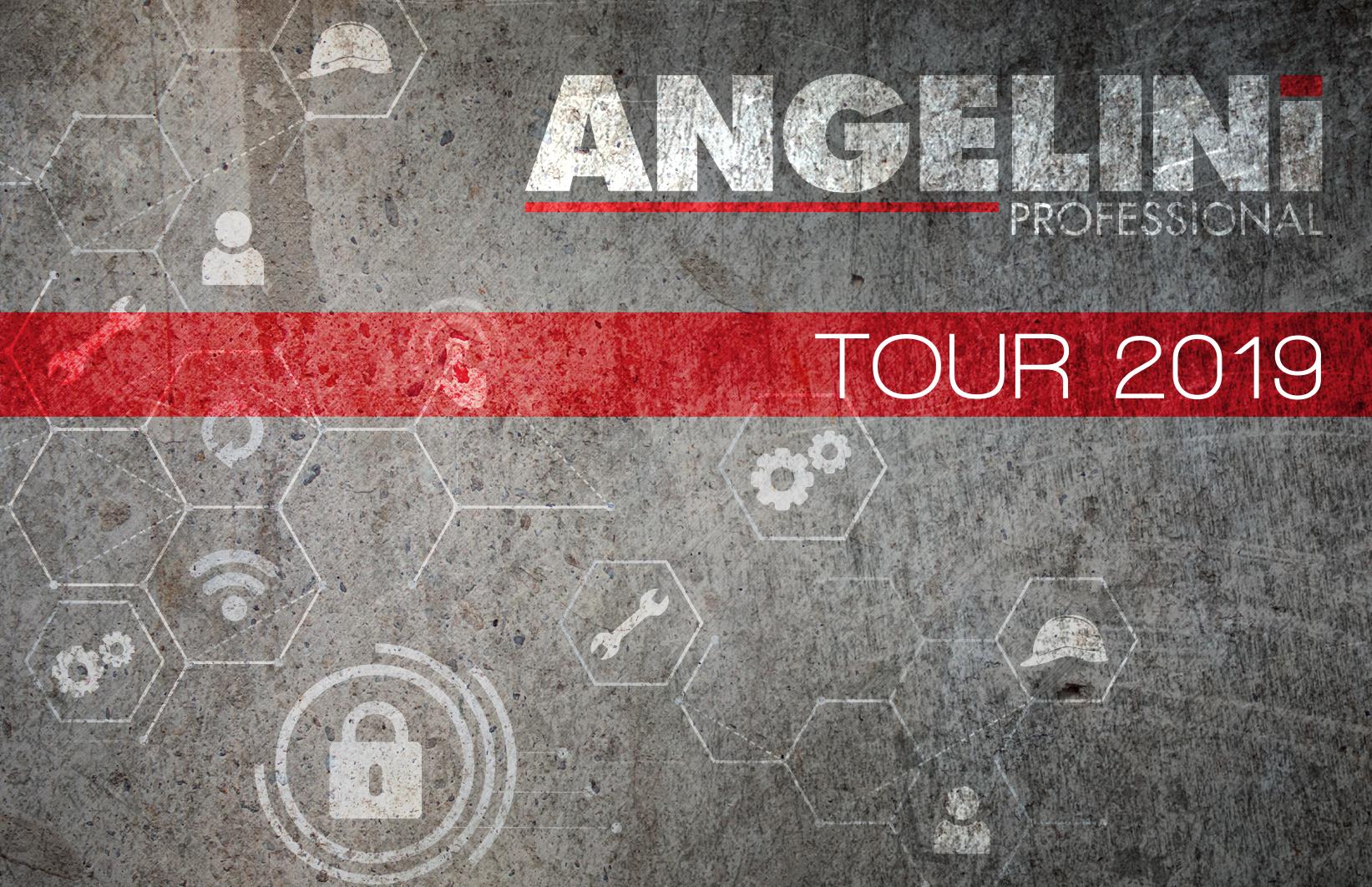 ANGELINI PROFESSIONAL TOUR 2019